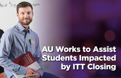 Ashland University Works to Assist Students Impacted by ITT Closing