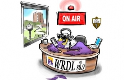 Ashland University's Student-Run Radio Station Now Streamed Live