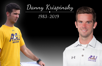 AU Mourns Passing of Women's Soccer Coach Danny Krispinsky