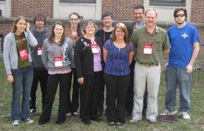 Ashland University Faculty and Students Attend Spring Mathematics Meeting