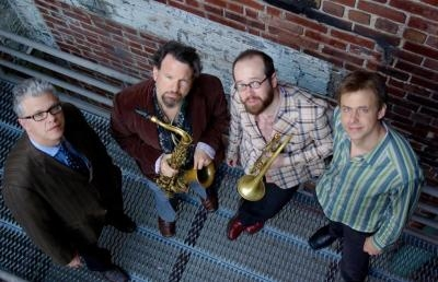 The Matt Wilson Quartet Headlines 2014 Maplerock Jazz Festival