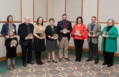 Ashland University Students Honor Their Mentors