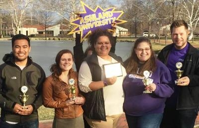 Resident Life Staff Wins Awards at NEOHO
