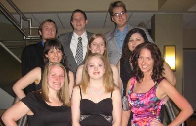 Ashland University Student Chapter Receives Award