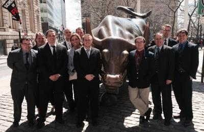Eagle Investment Group Takes Annual Trip to New York City