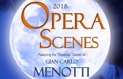 AU's 2018 Opera Scenes: An Evening of Menotti