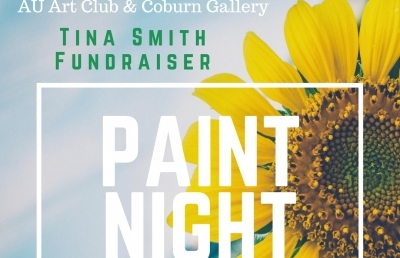 Ashland University Art Club and Gallery Sponsor 'Mixed Media Paint Night' Fundraiser