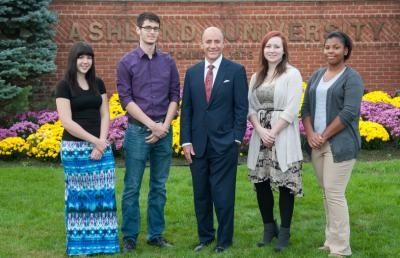 Ashland Center Establishes Peace Scholars