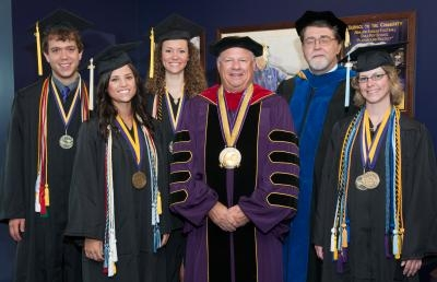 Ashland University Honors Top Graduates