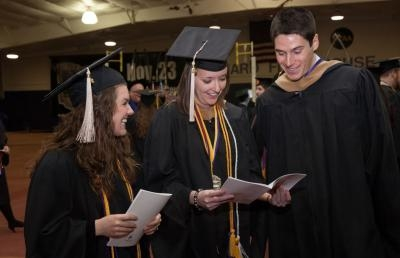 Students Graduate from AU's New Accelerated Accounting Program