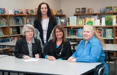 Ashland University Dwight Schar College of Education Partners with Edison Elementary School
