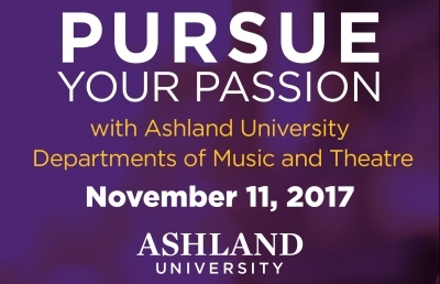 High School Students Invited to 'Pursue Their Passion' With AU Music and Theatre