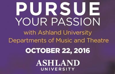 High School Students Invited to 'Pursue Your Passion' with AU Music & Theatre
