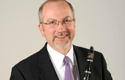 Thomas Reed Presents Recital of Clarinet Favorites and Saxophone Jazz Selections