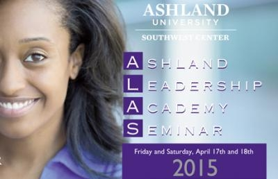 Ashland University Founders School Sponsors Cincinnati Leadership Seminar