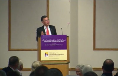 Ford Lecture Held at Ashland University