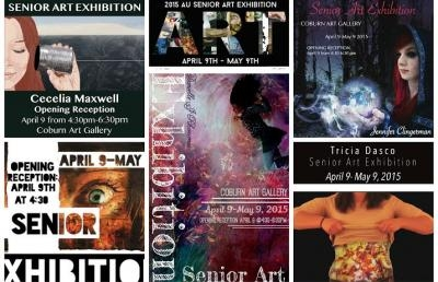 Ashland University Coburn Gallery Schedules Senior Art Exhibition