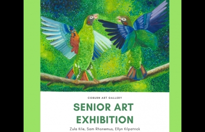 Ashland University Coburn Gallery Sets Senior Art Exhibition