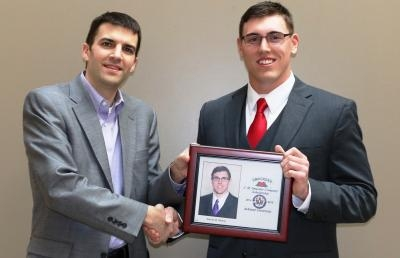 AU Student and Ashland Native Awarded The J.M. Smucker Company Annual Scholarship