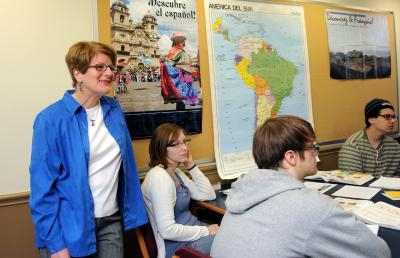 Ashland University Professor Involved in Research with U.S. Air Force Academy