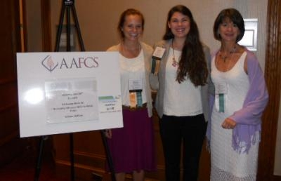 Ashland University Faculty Member and Students Attend Conference