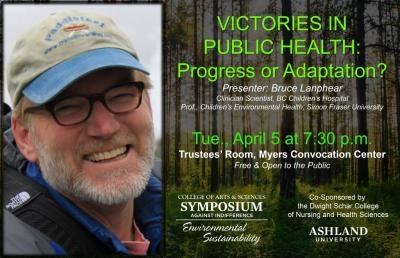 Clinician Scientist to Present Lecture on 'Victories in Public Health'