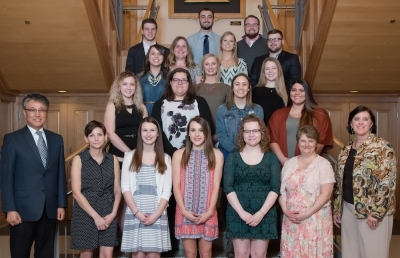 Ashland University Inducts Students into Teacher Education Program