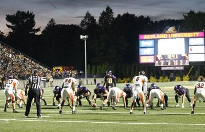 OhioHealth Named Official Healthcare Provider  for Ashland University Athletics