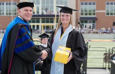 Ashland University Honors Valedictorian and Salutatorian