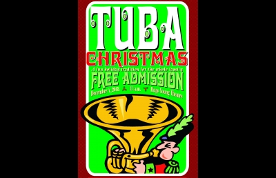 Mayor Miller to Give Encore Performance at TubaChristmas