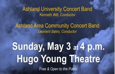 Variable Winds Band Concert Set for Sunday, May 3
