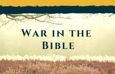 Ashland Center for Nonviolence to Host Forum on 'War in the Bible'