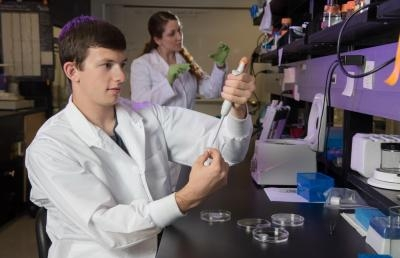 Ashland University Receives $650,000 National Science Foundation Grant for Scholarships
