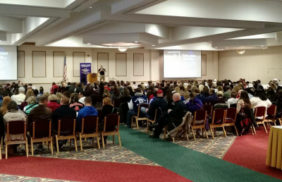 Ashland University Open House Sets Records