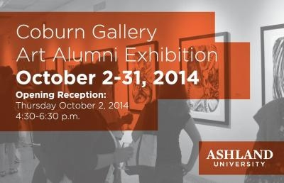 Ashland University Coburn Gallery to Host Alumni Exhibition