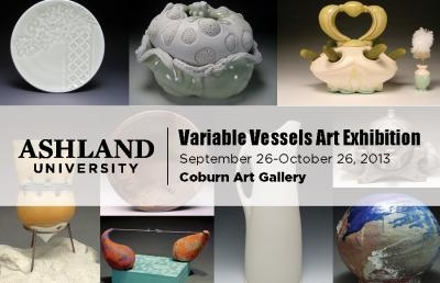 Ashland University Coburn Gallery to Host Exhibition