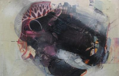 Ashland University Graduate's Work to be Featured at Kendall Gallery Exhibition