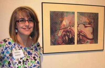 Ashland University Students Receive Awards at Senior Art Exhibition