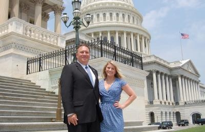 """Ashland University Alumna Named to Diplomatic Courier's """"99 Under 33"""" List"""