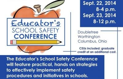 Ashland University Professor Schedules School Safety Conference in Columbus