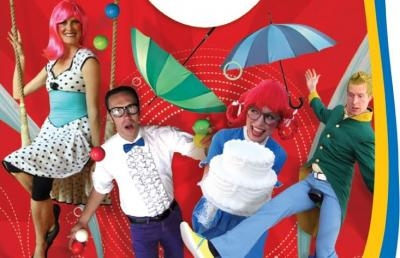 The Circus is Coming to Ashland