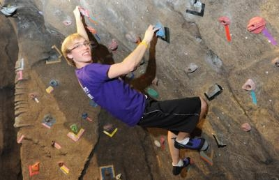 Ashland University Rec Center to Hold Frisbee Tournament; Opens Climbing Wall to Community