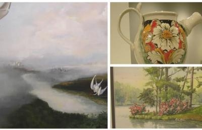 Ashland University Coburn Gallery Showcases Local Artistic Talent