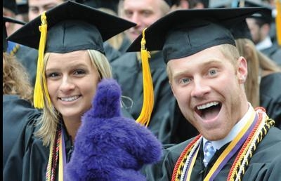 Spring 2015 Commencement Information Provided