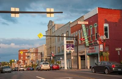 Ashland University Plays Role in $300,000 Downtown Revitalization Grant