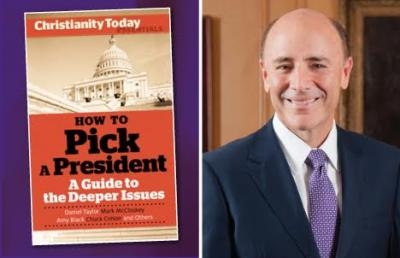 Article by Ashland University President Selected for New Book