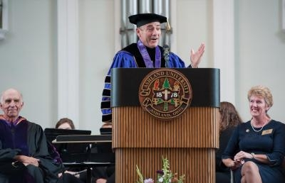 AU Inaugurates Dr. Campo; Link to Watch Ceremony