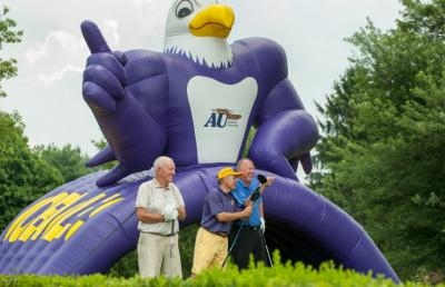 Ashland University Holds 18th Annual Eagler Golf Outing