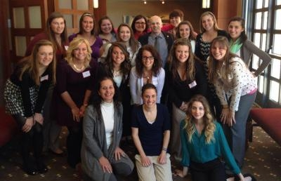 AU Faculty and Students Attend Conference