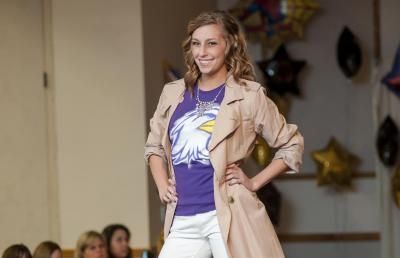 Ashland University Fashion Merchandising Students Partner  with Goodwill Industries for Fall Fashion Show